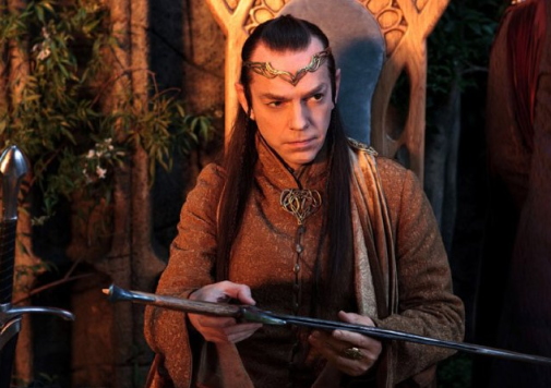 Agent Smi- .. I mean. Elrond.